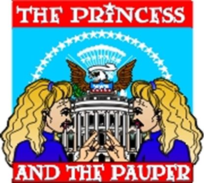 Picture of Princess And The Pauper cover art.