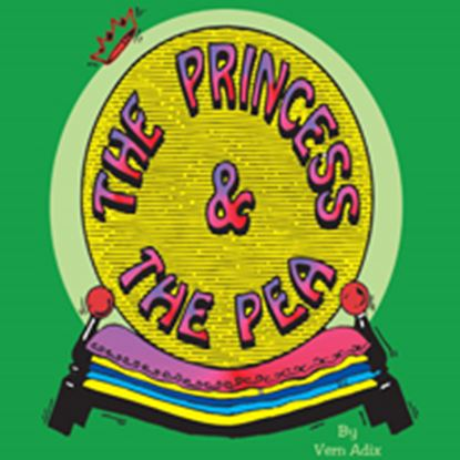 Picture of Princess And The Pea cover art.