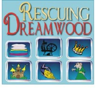 Picture of Rescuing Dreamwood cover art.