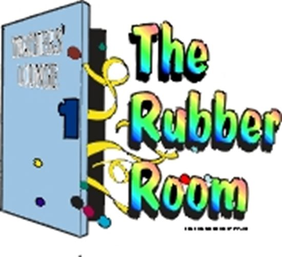 Picture of Rubber Room cover art.