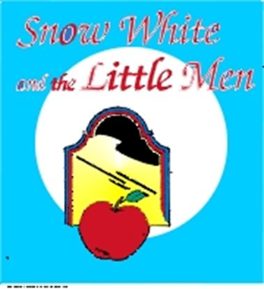 Picture of Snow White And The Little Men cover art.
