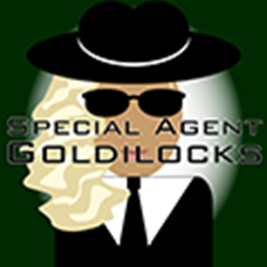 Picture of Special Agent Goldilocks cover art.