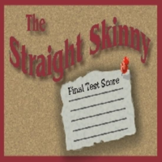 Picture of Straight Skinny cover art.