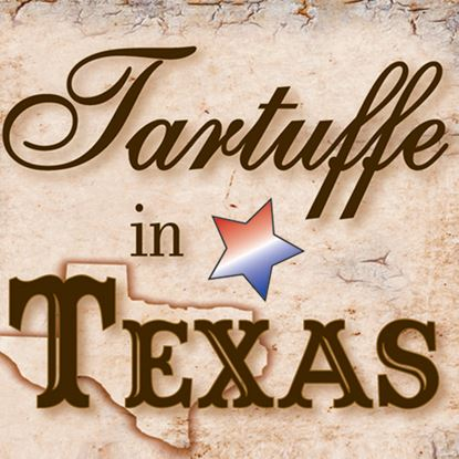 Picture of Tartuffe In Texas cover art.