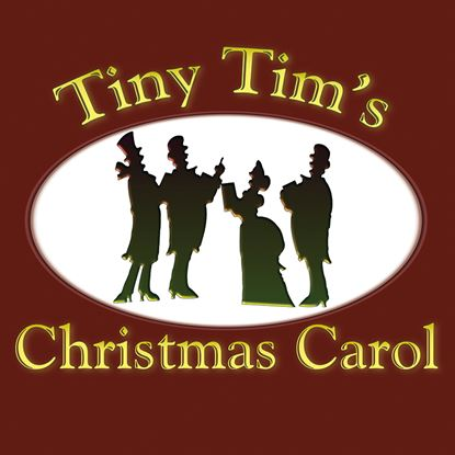 Picture of Tiny Tim's Christmas Carol cover art.