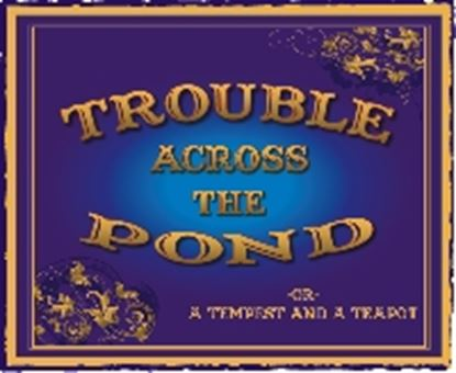 Picture of Trouble Across The Pond cover art.