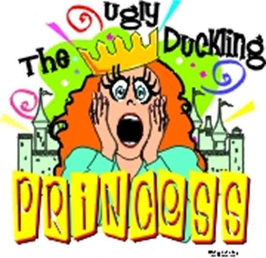 Picture of Ugly Duckling Princess cover art.