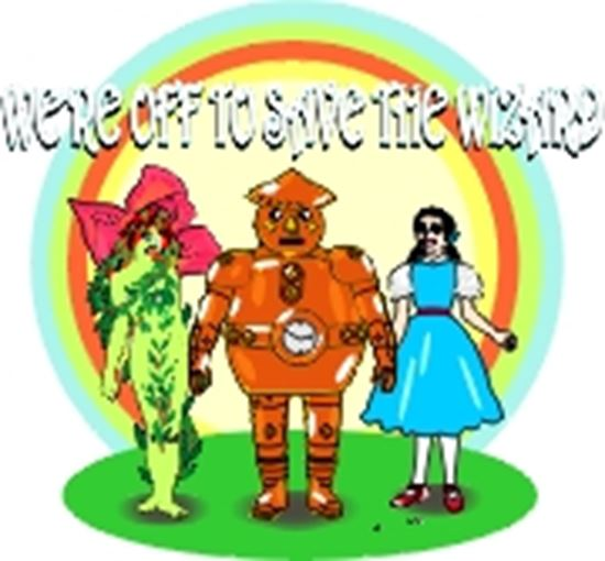 Picture of We're Off To Save The Wizard cover art.