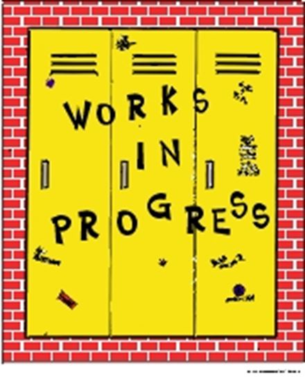 Picture of Works In Progress cover art.