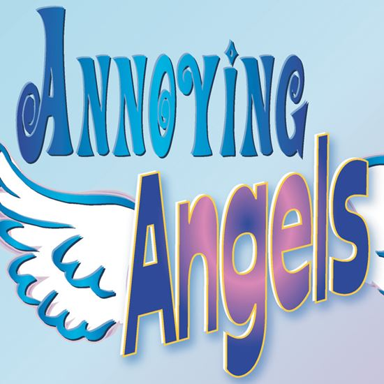 Picture of Annoying Angels cover art.