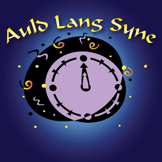 Picture of Auld Lang Syne cover art.