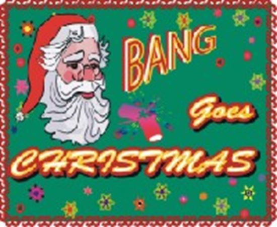 Picture of Bang Goes Christmas cover art.