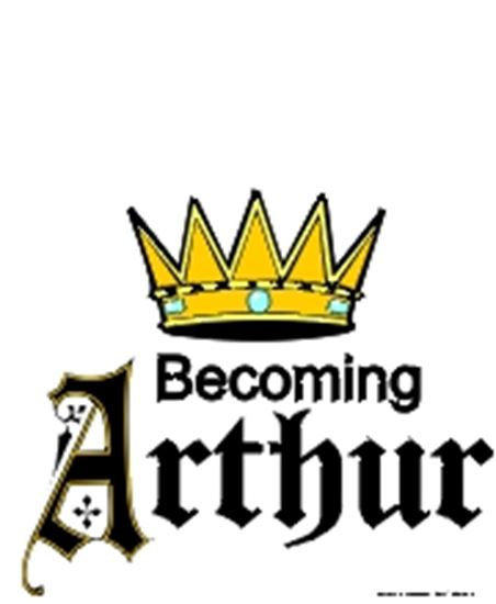 Picture of Becoming Arthur cover art.
