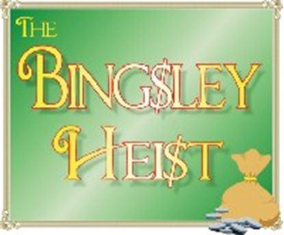 Picture of Bingsley Heist cover art.