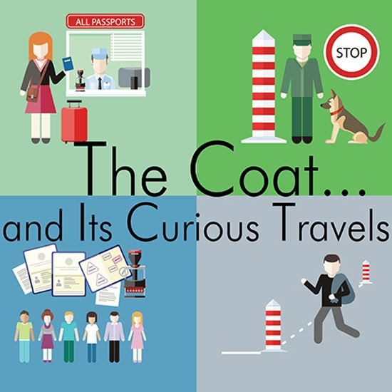 Picture of Coat...And Its Curious Travels cover art.
