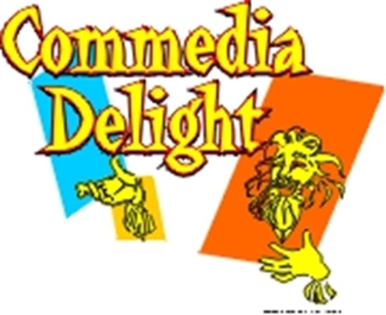 Picture of Commedia Delight! cover art.