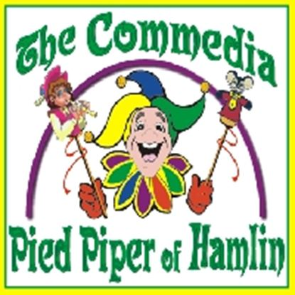 Picture of Commedia Pied Piper cover art.