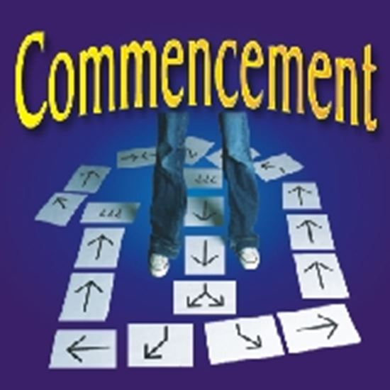 Picture of Commencement cover art.