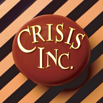 Picture of Crisis, Inc. cover art.