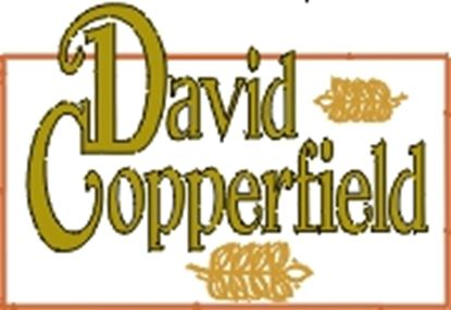 Picture of David Copperfield cover art.