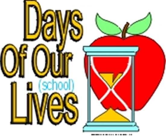 Picture of Days Of Our (School) Lives cover art.