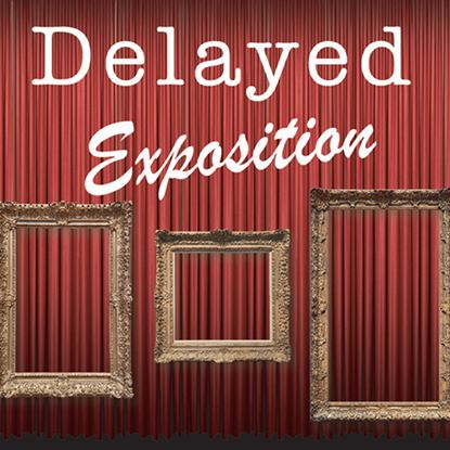 Picture of Delayed Exposition cover art.
