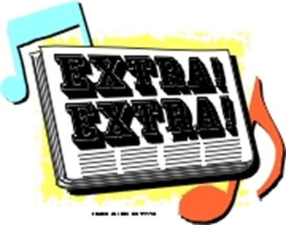 Picture of Extra! Extra! cover art.