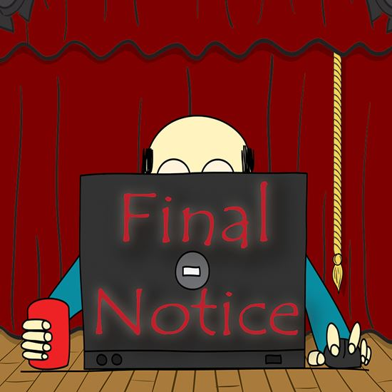Picture of Final Notice cover art.