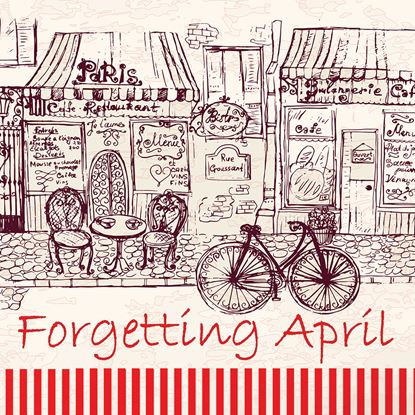 Picture of Forgetting April cover art.