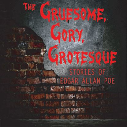 Picture of Gruesome Stories Of Poe cover art.