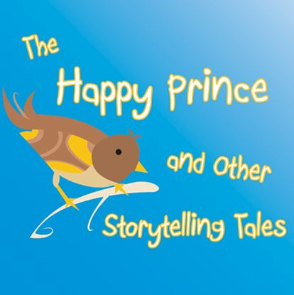 Picture of Happy Prince-Storytelling cover art.