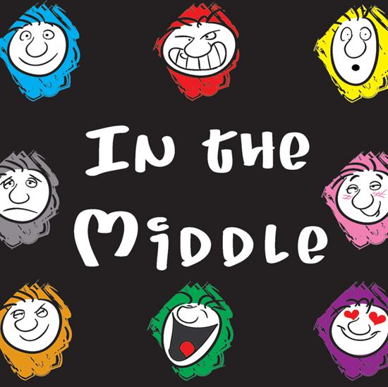 Picture of In The Middle cover art.