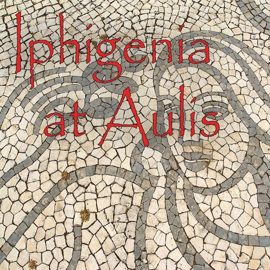 Picture of Iphigenia At Aulis cover art.
