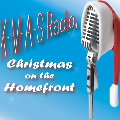Picture of Kmas Radio, Christmas cover art.