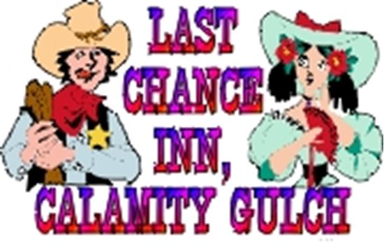 Picture of Last Chance Inn...Calamity cover art.