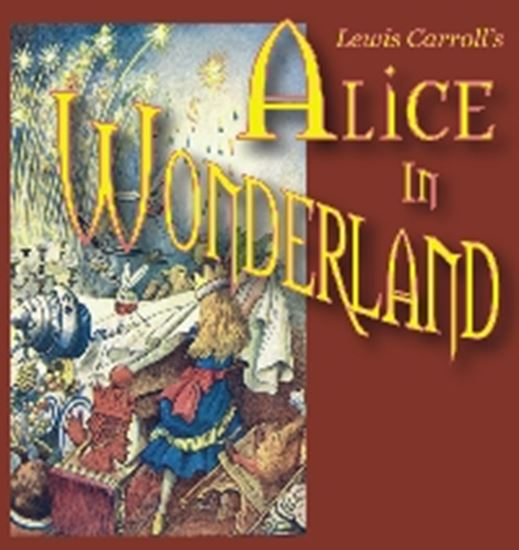 Picture of Lewis Carroll's -Condensed cover art.