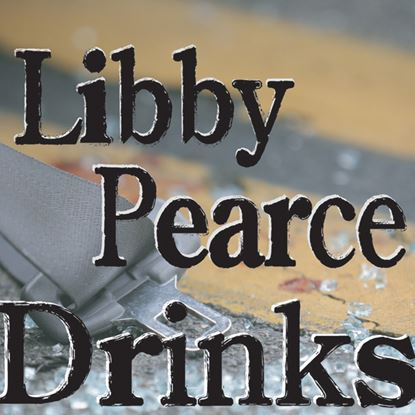 Picture of Libby Pearce Drinks cover art.