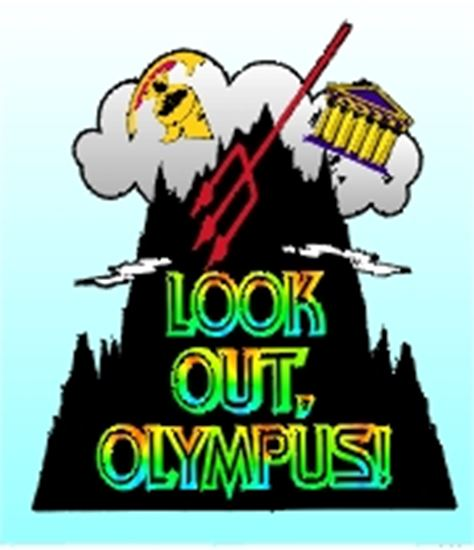 Picture of Look Out, Olympus! cover art.