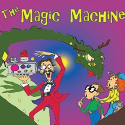 Picture of Magic Machine cover art.