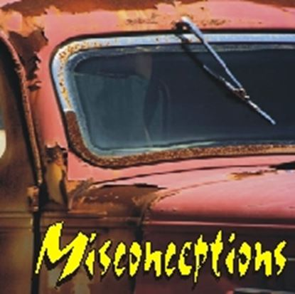 Picture of Misconceptions cover art.
