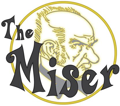 Picture of Miser, The cover art.
