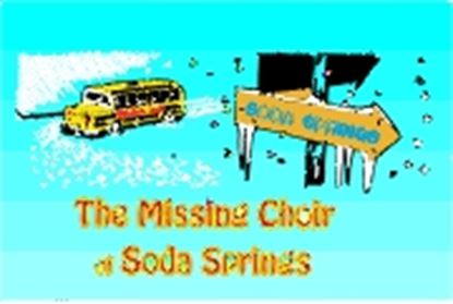 Picture of Missing Choir Of Soda Springs cover art.