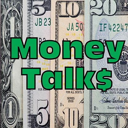 Picture of Money Talks cover art.