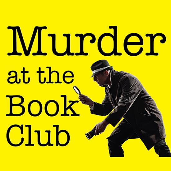 Picture of Murder At The Book Club cover art.