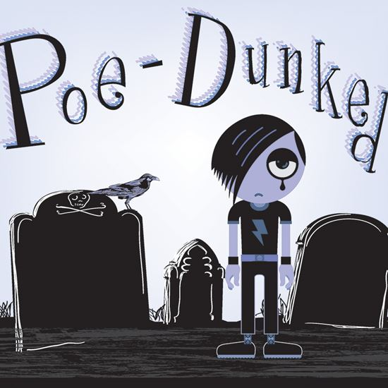 Picture of Poe-Dunked cover art.