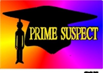 Picture of Prime Suspect cover art.