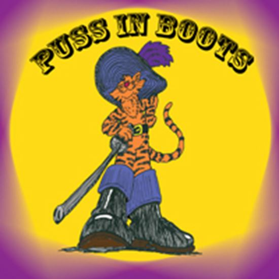 Picture of Puss In Boots cover art.