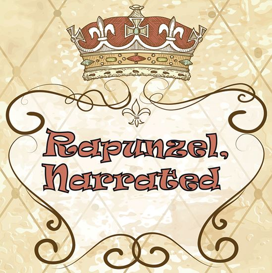 Picture of Rapunzel, Narrated cover art.
