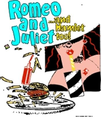 Picture of Romeo & Juliet & Hamlet, Too cover art.