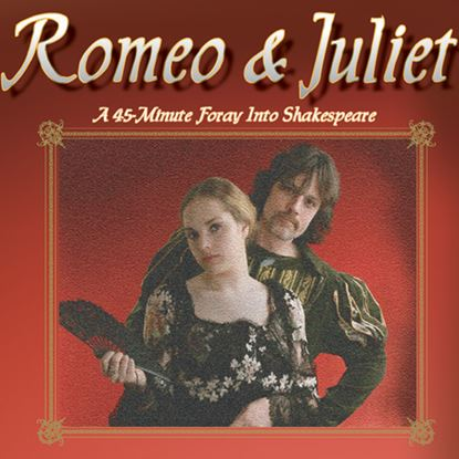 Picture of Romeo & Juliet-45-Minute Foray cover art.